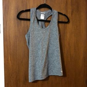 The north face workout tank top